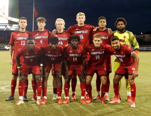 Men's soccer defeats NC State in the regular season finale