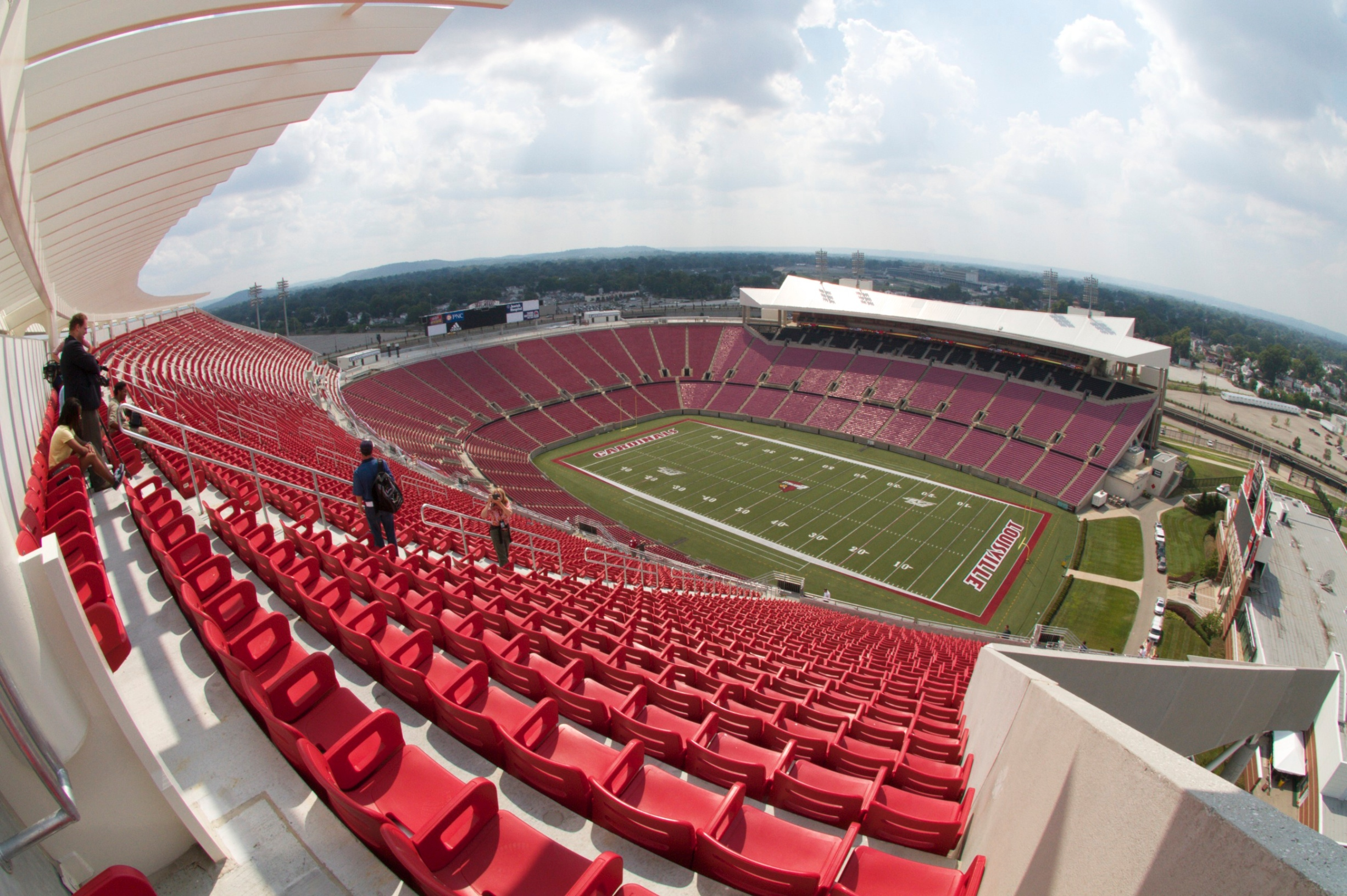Papa John's Cardinal Stadium Expansion • The Louisville Cardinal